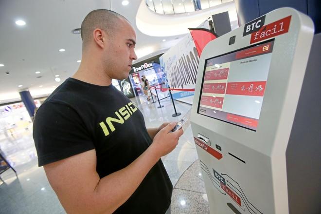 La instalación de cajeros BTCFácil no tiene freno