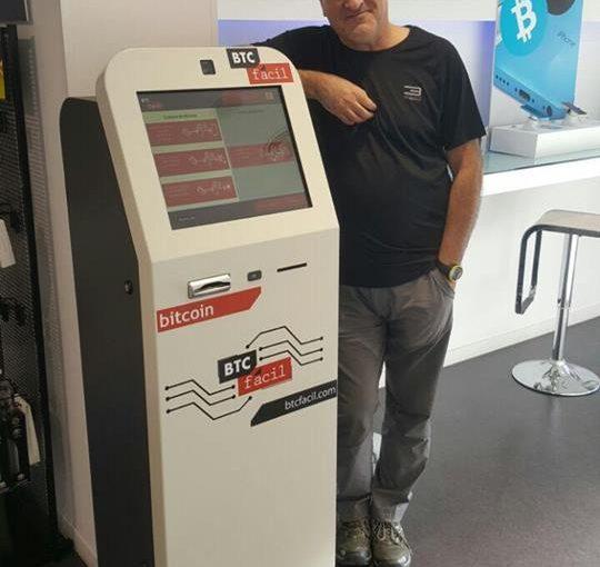 La instalación de cajeros automáticos bitcoin no tiene freno